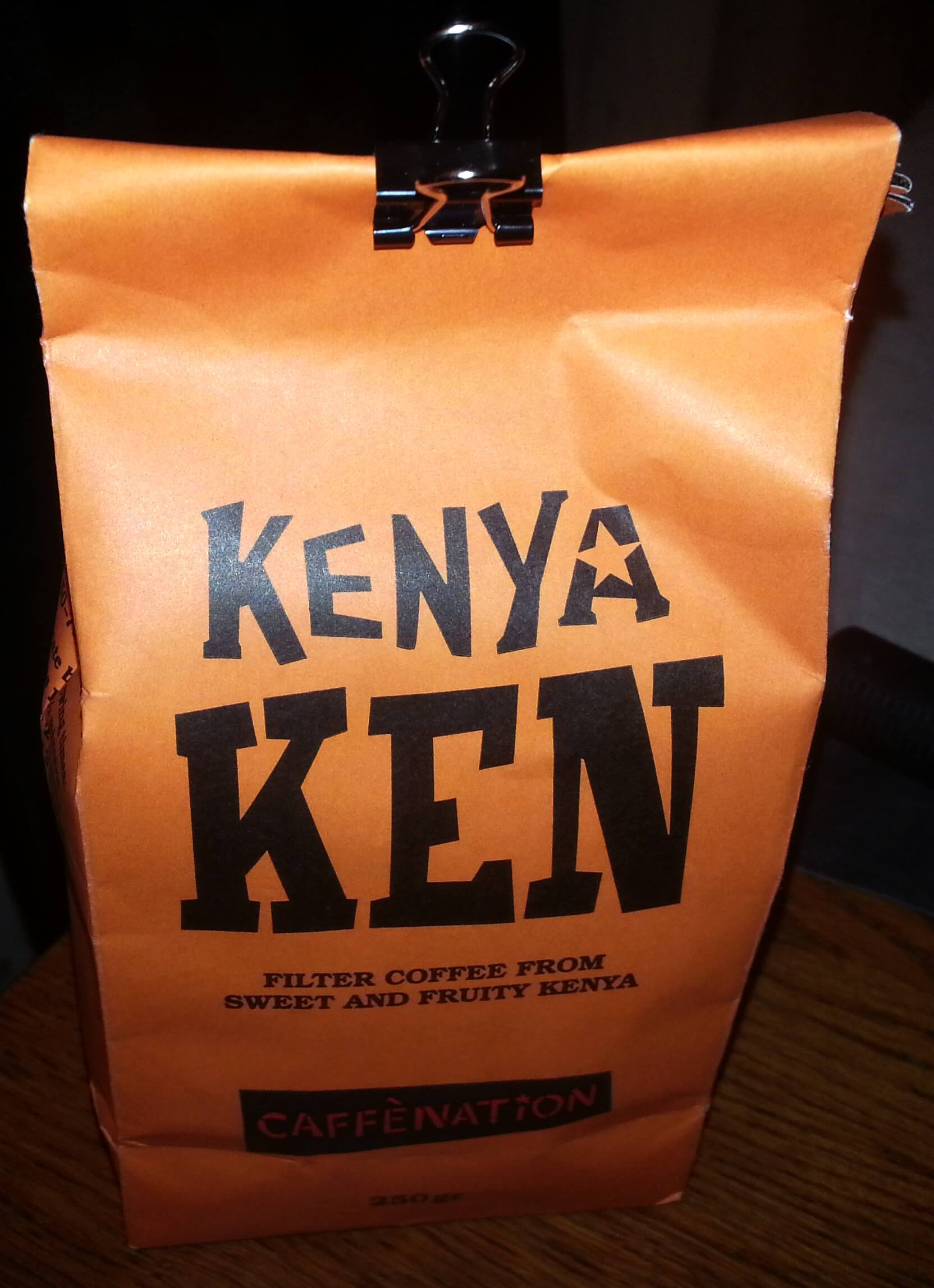 Picture of kenya ken coffee