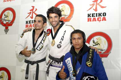 Felipe Costa Brazilian National BJJ Champion 2007
